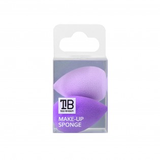 Tools For Beauty Mini Sponge Purple Corrective Makeup (2 Sponges)