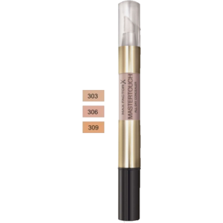 Max Factor Mastertouch Eye Corrector 2 ml Color Nº303 Ivory