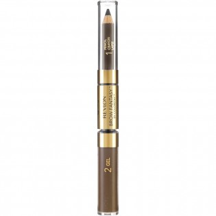 Revlon Brown Fantasie case 3em1 pencil, gel and brush, long lasting