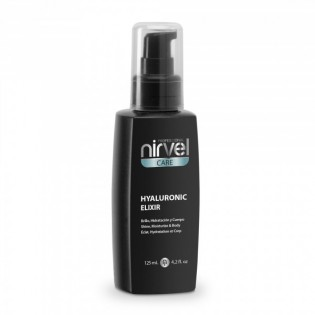 Nirvel Hyaluronic Elixir hyaluronic acid concentrate 125ml