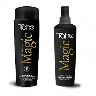 TAHE MAGIC SHAMPOO 300ML + INSTANT MASCARA125ML
