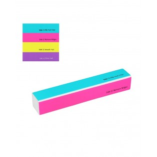4-sided Nail File Block