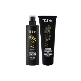 Tahe Magic Rizos Creme caracóis 250ml+Loção activadora 300ml