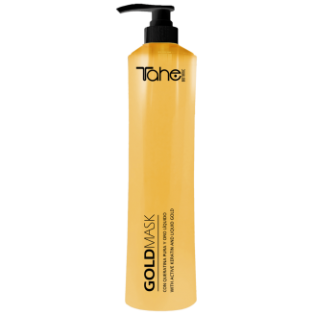 Tahe keratin gold mascara 800ml