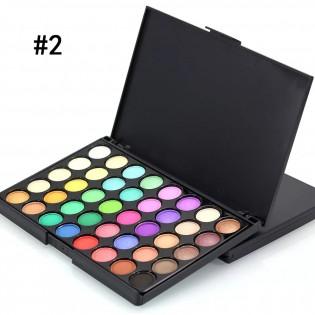 Palete Sombras com 40 cores