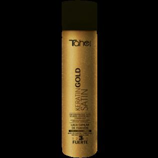 Tahe Kratin Gold Satin Laca (Fixacao nº5) 400ml