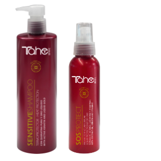 copy of Tahe Pack Botanic Solar Creme Sensitive 200ml+Shampoo solar 400ml
