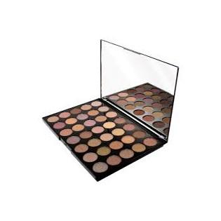 Makeup Revolution Pro HD Paleta de Sombras Commitment