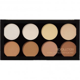 Makeup Revolution Iconic Lights e Contour Pro