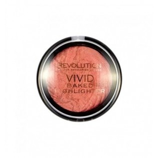 Makeup Revolution Powder Vivid Baked Rose Gold