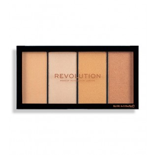 copy of Makeup Revolution Pro HD Paleta de Sombras Tom Commitment 30g