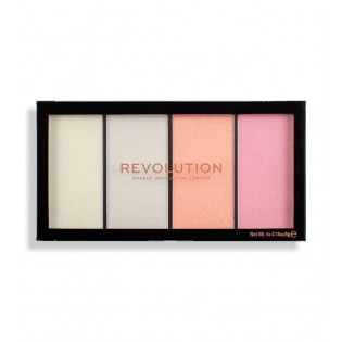 MAKEUP REVOLUTION RELOADED LUSTRE LIGHTS - COOL