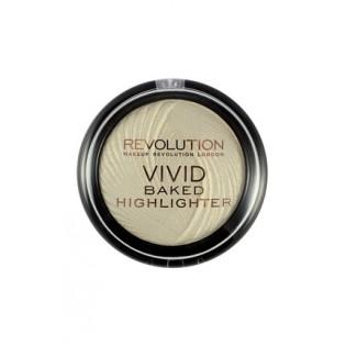 Makeup Revolution Powder Vivid Baked Golden lights