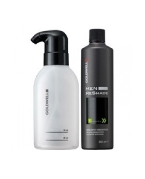 Goldwell Reshade men applicator and oxidant 250ml