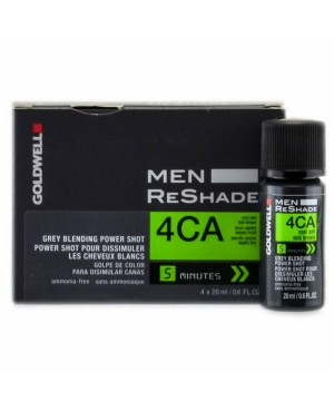 Goldwell Reshade 4CA-Cool Ash Mid Brown 4x20ml
