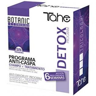 TAHE BOTANIC DETOX DUO SHAMPOO 300ML + TRATAMENTO 5X10ML