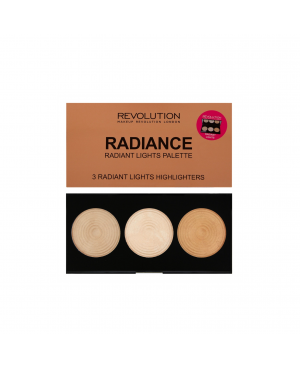 Makeup Revolution Radiance Palette Illuminator