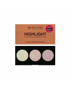 Revolution Highlighter Palette - Highlight