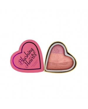 Revolution I Heart Blushing Hearts - Candy Queen of Hearts Blusher