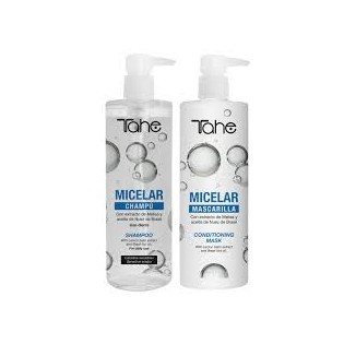 Tahe  Duo Mascara 300ml+Shampoo 300ml