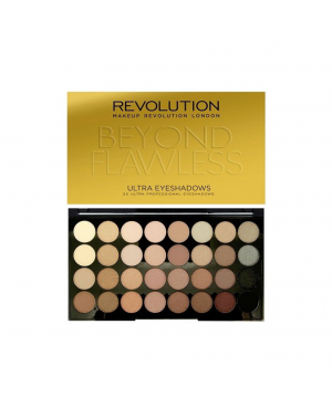 Revolution Ultra 32 Shade Eyeshadow Palette – Beyond Flawless