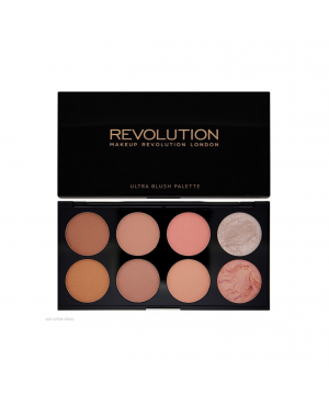 Revolution Ultra Blush Palette – Hot Spice