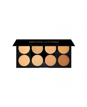 Revolution Ultra Cover and Conceal Palette – Claro