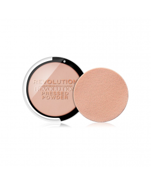 Revolution Pressed Powder – Porcelain Soft Pink