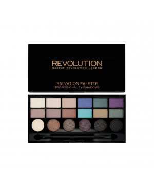 Revolution Welcome to The Pleasuredome eye shadows