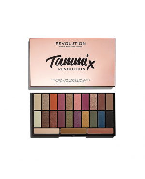 Revolution vs. Tammi Tropical Paradise Palette
