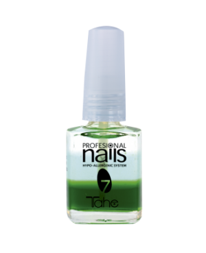 Tahe THREE-PHASE OIL Nº7 PROFESSIONAL NAILS 15ml