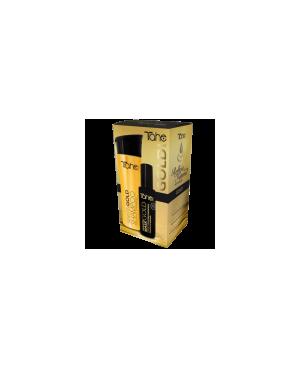 Tahe Pack gold Instant Mascara + Champoo keratin gold