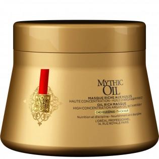 L'Oréal Professionnel Mythic Oil Mascara Cabelos Espessos 200ml