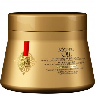 L'Oréal Professionnel Mythic Oil Mascara Thick Hair 200ml