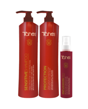 copy of Tahe Duo Botanic Solar Creme Sensitive 200ml+Shampoo solar400ml