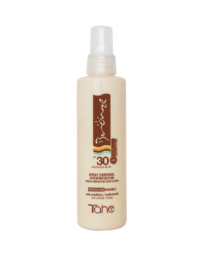 Tahe Bronze Spray Sunscreen SPF30 200ml