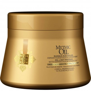 L'Oréal Professionnel Mythic Oil Mascara Fine Hair 200ml