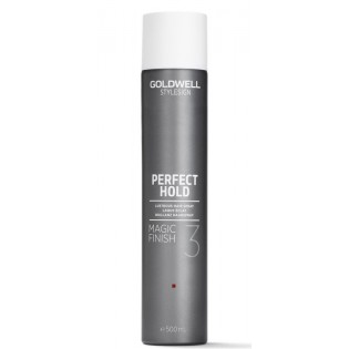 Goldwell Stylesign Perfect Hold Magic Finish laca fixação nº3 spray 500ml