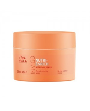 Wella Invigo Nutri Enrich Frizz Mascara Nutritiva 150ml