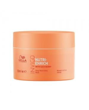 Wella Invigo Nutri Enrich Frizz Nourishing Mascara 150ml
