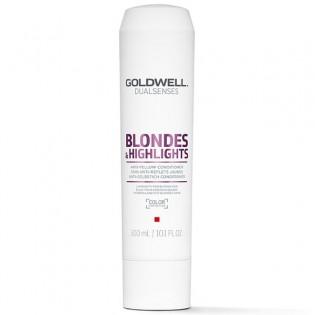 Goldwell Dualsenses Blondes & Highlights Condicionador 200ml