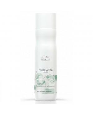 Wella Invigo Nutricurls Waves Shampoo 250ml