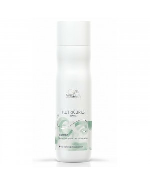 Wella Invigo Nutricurls waves Champô 250ml