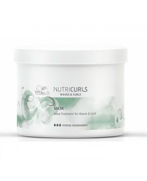 Wella Invigo Nutricurls Waves & Curls Mascara 500ml