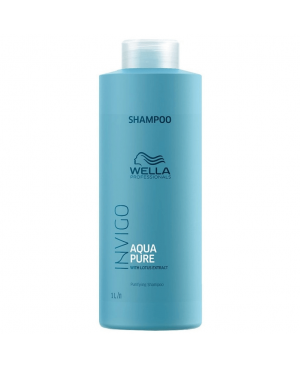 Wella Invigo Balance Aqua Pure champô 1000ml