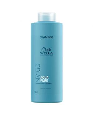 Wella Invigo Balance Aqua Pure Shampoo 1000ml