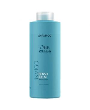 Wella Invigo Balance Calm Shampoo 1000ml Shampoo
