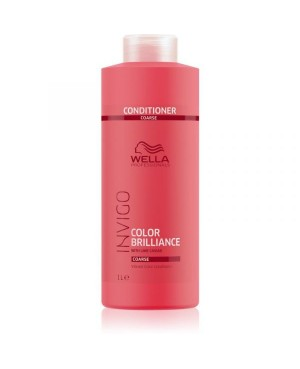Wella Invigo Brilliance Coarse Condicionador cabelos grossos 1000ml