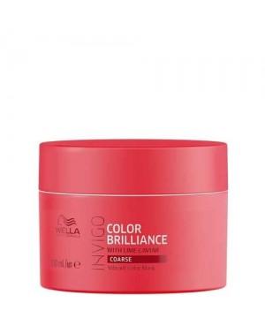 Wella Invigo Brilliance Coarse Mascara Thick Hair 150ml