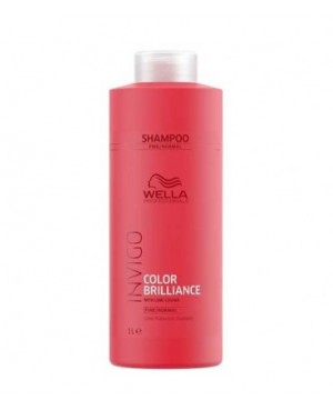 Wella Invigo Brilliance Fine Hair Champô cabelos Finos 500ml